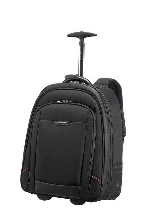 """PRO-DLX 4-Tekerlekli Laptop Sırt Çantası 17.3"""""""" S35V-020-SF000*09"""