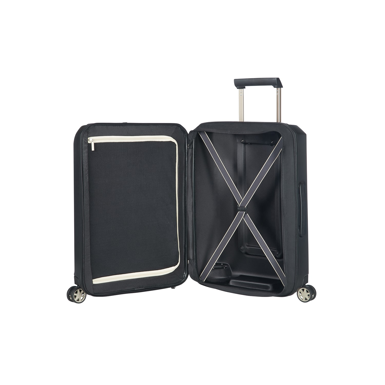 PRODIGY-SPINNER 4 Tekerlekli Körüklü Kabin Boy Valiz 55 cm S00N-002-SF000*09