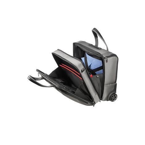 """PRO-DLX 5-Tekerlekli Laptop Çantası 17.3"""" SCG7-014-SF000*08"""