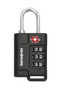 Seyahat Aksesuarları - Güvenlik Kilidi SU23-116-SF000*09