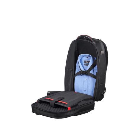 "PRO-DLX 5-Tekerlekli Laptop Sırt Çantası 17.3"" SCG7-011-SF000*09"