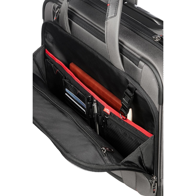 """PRO-DLX 5-Tekerlekli Laptop Çantası 15.6"""" SCG7-013-SF000*08"""
