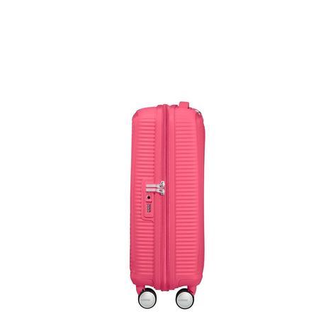 SOUNDBOX-SPINNER 4 Tekerlekli Körüklü Kabin Boy Valiz 55cm S32G-001-SF000*70