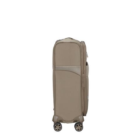 DUOPACK - 4 Tekerlekli Körüklü Tek Bölmeli Kabin Boy Valiz 55cm SKA3-001-SF000*05