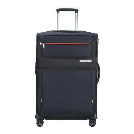 DUOPACK - 4 Tekerlekli Körüklü Tek Bölmeli Orta Boy Valiz 67cm SKA3-002-SF000*01