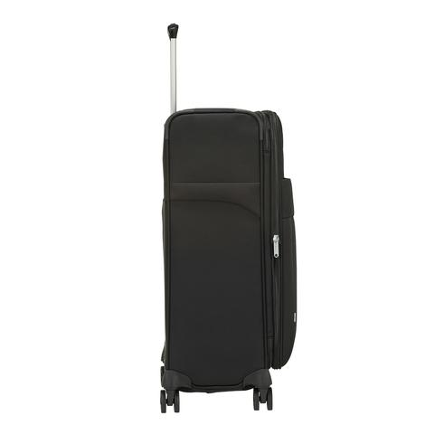 DUOPACK - 4 Tekerlekli Körüklü Tek Bölmeli Orta Boy Valiz 67cm SKA3-002-SF000*09
