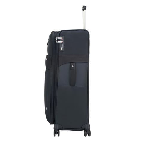 DUOPACK - 4 Tekerlekli Körüklü Tek Bölmeli Büyük Boy Valiz 78cm SKA3-003-SF000*01