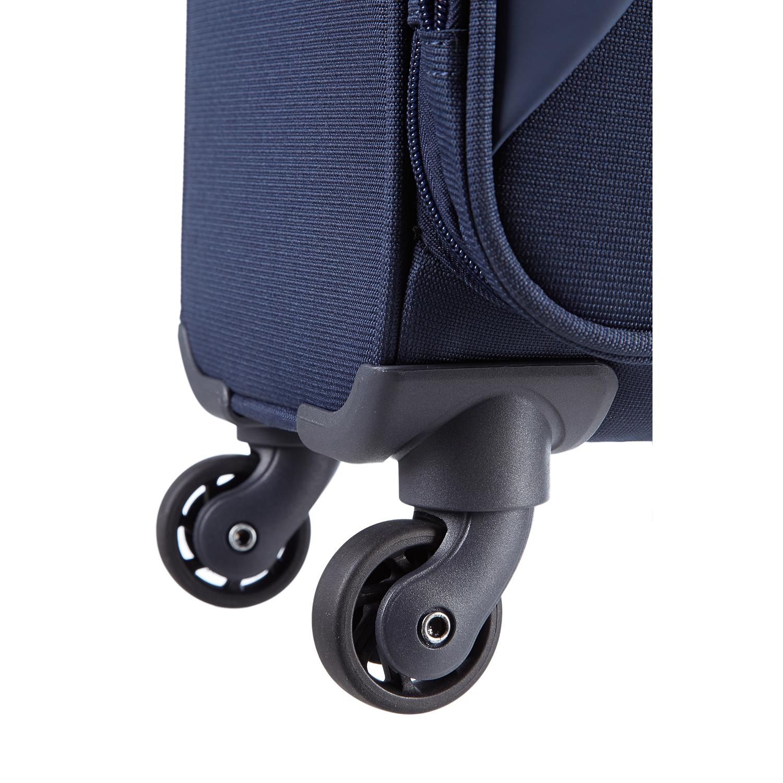 ALL DIREXION - 4 Tekerlekli Körüklü Orta Boy Valiz 66cm S25V-003-SF000*41