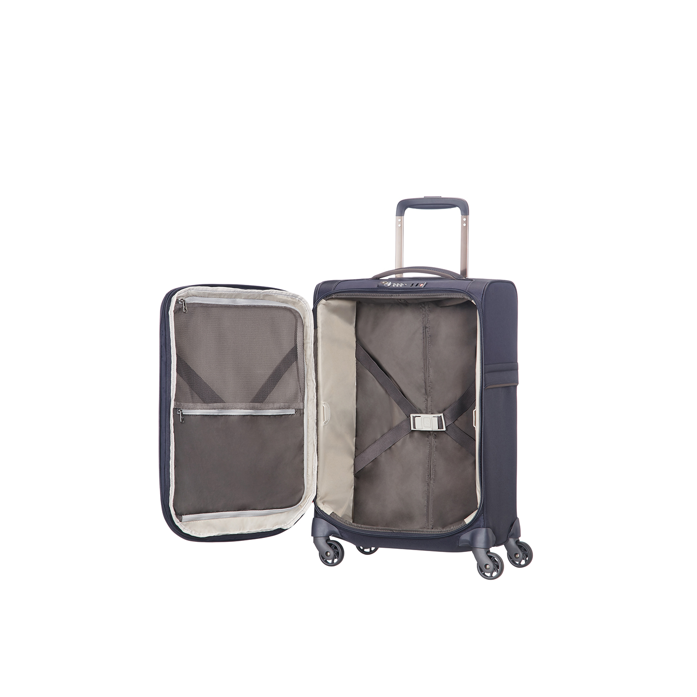 UPLITE-SPINNER 4 Tekerlekli Kabin Boy Valiz 55 cm S99D-004-SF000*01