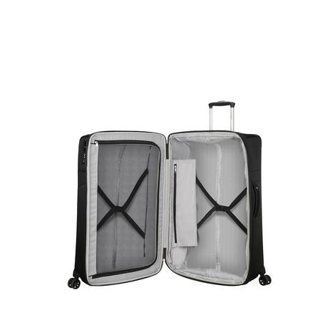 DUOPACK - 4 Tekerlekli Körüklü İki Bölmeli Büyük Boy Valiz 78cm SKA3-006-SF000*09