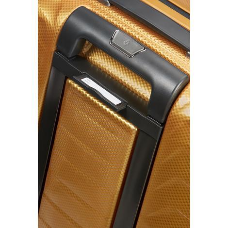 PROXIS- SPINNER 4 Tekerlekli Körüklü Kabin Boy Valiz 55cm SCW6-001-SF000*06