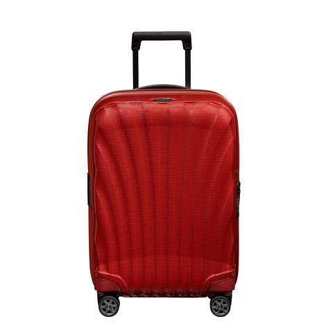 C-LITE - SPINNER 4 Tekerlekli Körüklü Kabin Boy Valiz 55cm SCS2-007-SF000*10