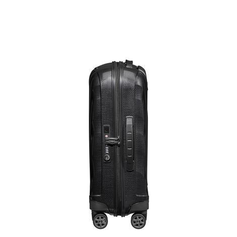 C-LITE - SPINNER 4 Tekerlekli Körüklü Kabin Boy Valiz 55cm SCS2-007-SF000*09