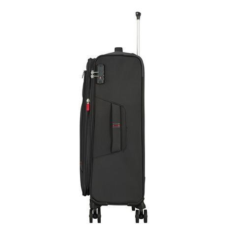 CROSSTRACK - Spinner 4 Tekerlekli Körüklü Orta Boy Valiz 67 cm SMA3-003-SF000*18