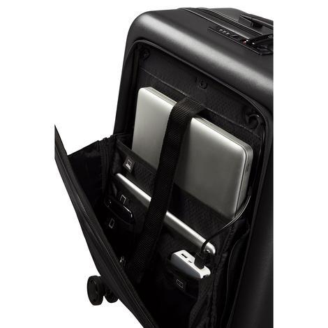 STACKD - 4 Tekerlekli Körüklü Kabin Boy Valiz Easy Access 55 cm SKF1-005-SF000*09