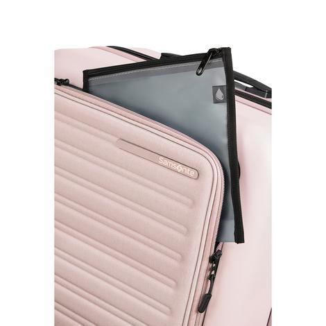 STACKD - 4 Tekerlekli Körüklü Kabin Boy Valiz Easy Access 55 cm SKF1-005-SF000*80