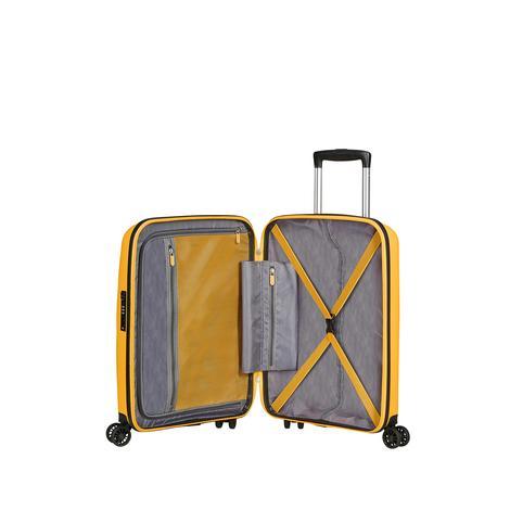 BON AIR DLX- Spinner 4 Tekerlekli Kabin Boy Valiz 55 cm SMB2-001-SF000*26