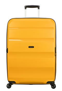 BON AIR DLX- Spinner 4 Tekerlekli Körüklü Büyük Boy Valiz 75 cm SMB2-003-SF000*26
