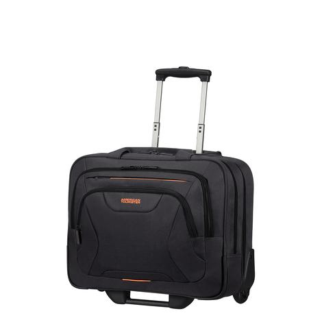"""AT WORK-ROLLING TOTE 15.6"""" S33G-006-SF000*39"""