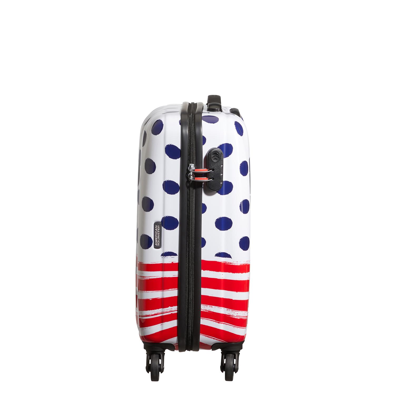 DISNEY LEGENDS-SPINNER 4 Tekerlekli Kabin Boy Valiz 55cm S19C-019-SF000*71