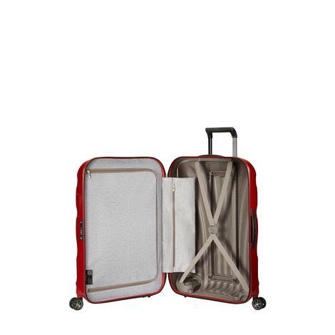 C-LITE - SPINNER 4 Tekerlekli Ekstra Büyük Boy Valiz 81cm SCS2-005-SF000*10