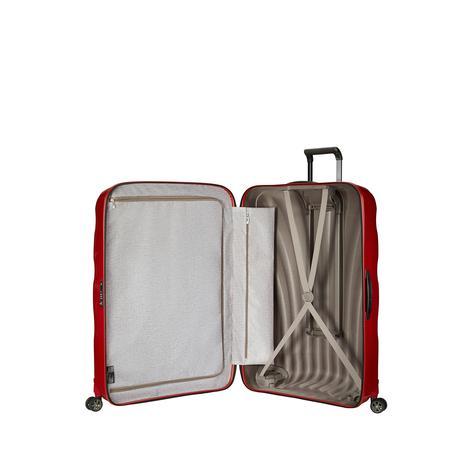 C-LITE - SPINNER 4 Tekerlekli Jumbo Büyük Boy Valiz 86cm SCS2-006-SF000*10