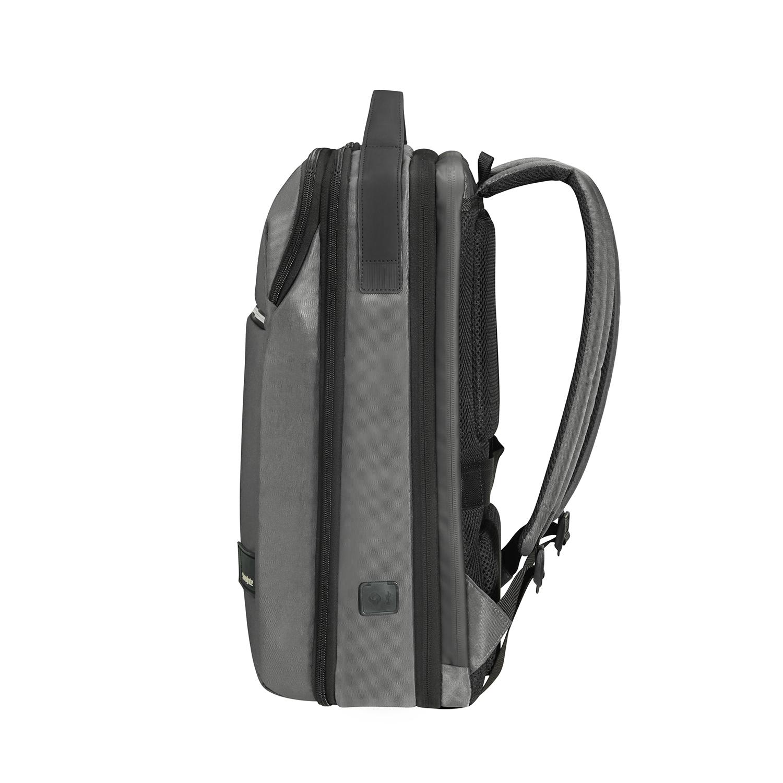 "LITEPOINT - Körüklü Laptop Sırt Çantası 17.3"" SKF2-005-SF000*08"