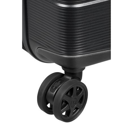 NEOPOD- 4 Tekerleklekli Körüklü Kabin Boy Valiz 55 cm - Slide Out Pouch SKH3-001-SF000*09