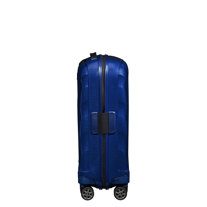 C-LITE - SPINNER 4 Tekerlekli Körüklü Kabin Boy Valiz 55cm SCS2-007-SF000*01