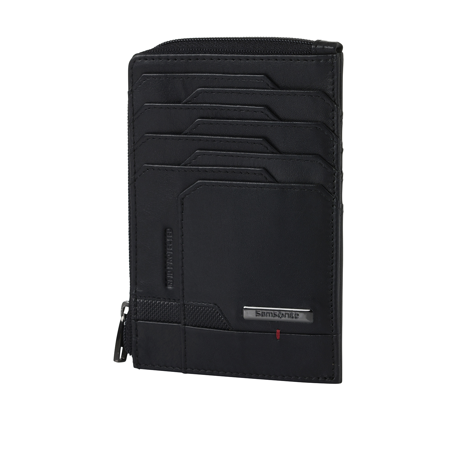 PRO-DLX 5 SLG-727-ALL IN ONE WALLET ZIP SCR4-727-SF000*09