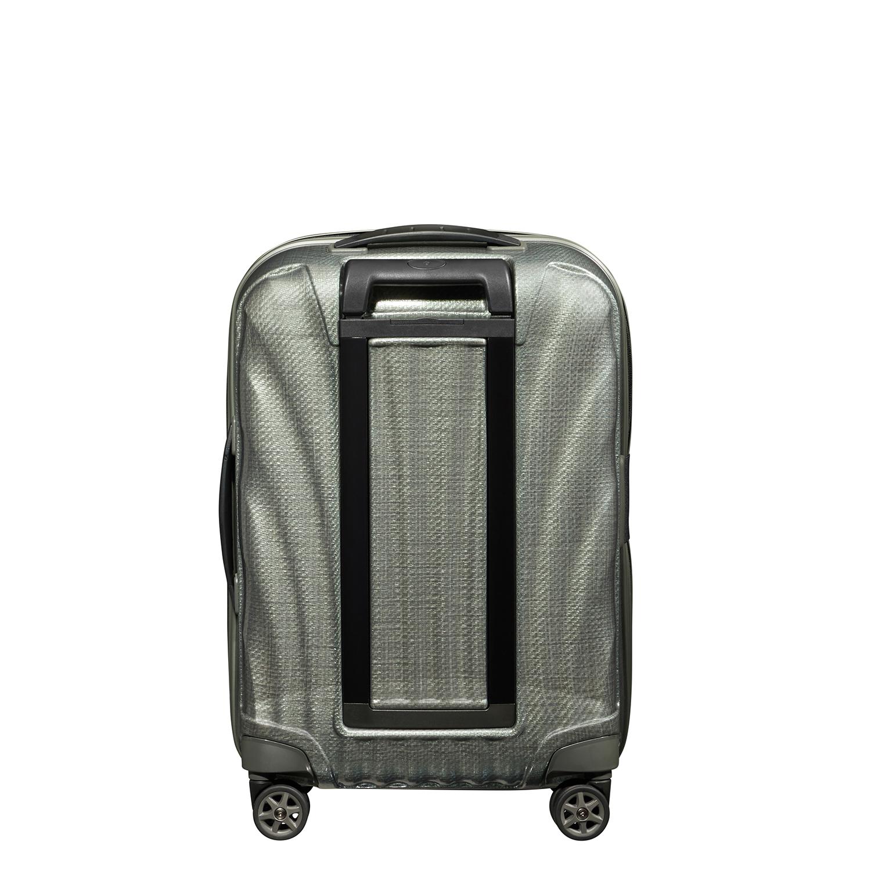 C-LITE - SPINNER 4 Tekerlekli Körüklü Kabin Boy Valiz 55cm SCS2-007-SF000*14