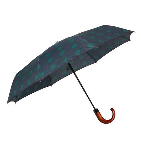 WOOD CLASSIC S -Otomatik Katlanabilir  Şemsiye SCK3-013-SF000*61