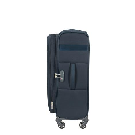 CITYBEAT - 4 Tekerlekli Körüklü Orta Boy Valiz 66cm SKA7-004-SF000*01