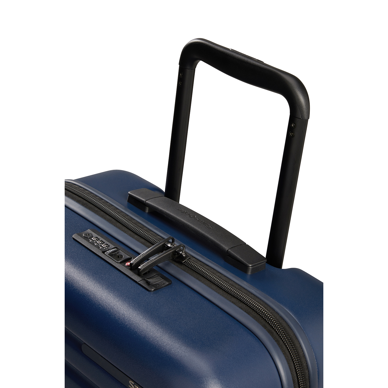 STACKD - 4 Tekerlekli Körüklü Kabin Boy Valiz 55 cm SKF1-001-SF000*41